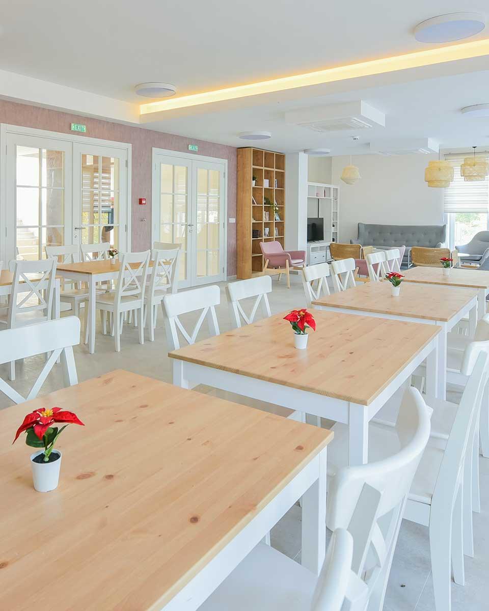 Dom Nana Beograd - kuhinja