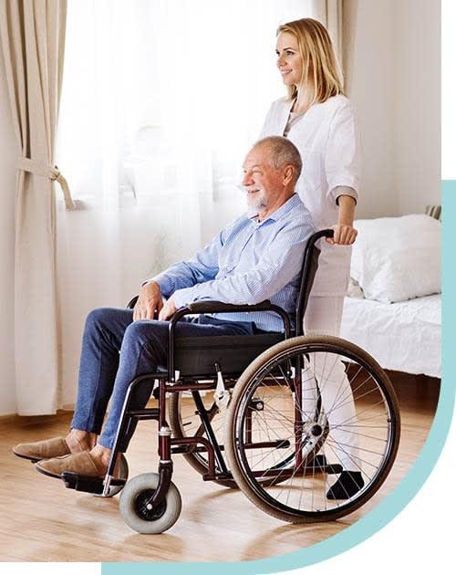 Dom za stare - medicinska podrška